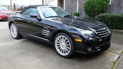 2005 Chrysler Crossfire SRT-6 Roadster with only 7,000 miles! NO RESERVE! Only 7,000 miles, ONE OWNER, Supercharged AMG engine, Navigation!!!!
