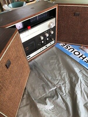 Sony Stereo Speaker System From 60's-70's
