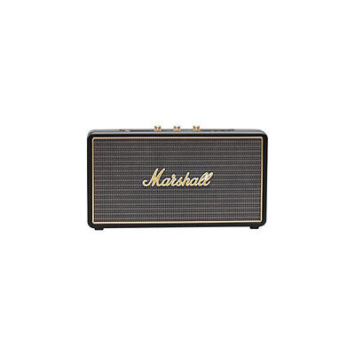 Marshall Stockwell Portable Bluetooth Speaker - Black , New!