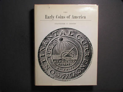 BOOK-Early Coins of America by Sylvester Crosby 1983 - US SHIPPING ONLY