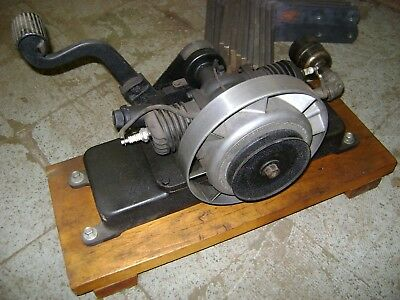 Maytag Gas Engine Motor 72 Light Plant Twin Generator Hit Miss