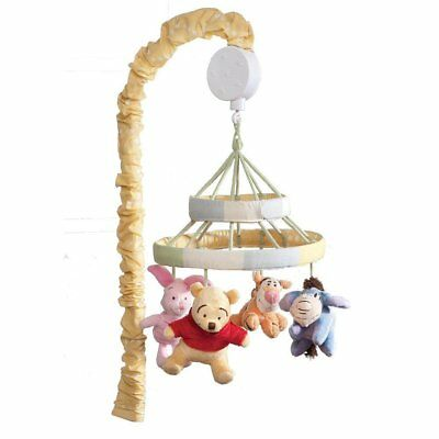 Disney Baby Peeking Pooh and Friends Musical Mobile, NEW