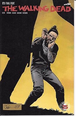 Image Comics THE WALKING DEAD #173 first printing