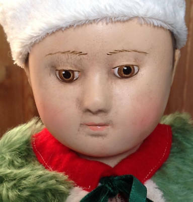 Izannah Walker Reproduction Doll Of The Antique Hannah By The Little Hamptons…