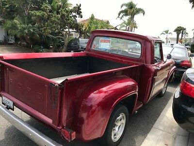 1962 Ford F-100  1962 ford f100