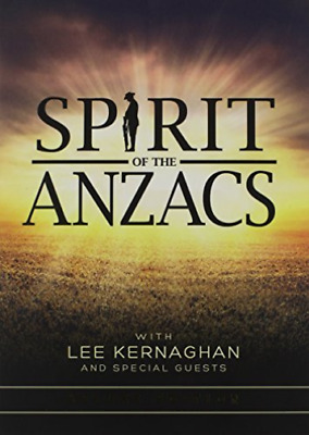 Kernaghan Lee-Spirit Of The Anzacs (Deluxe E  CD NEW