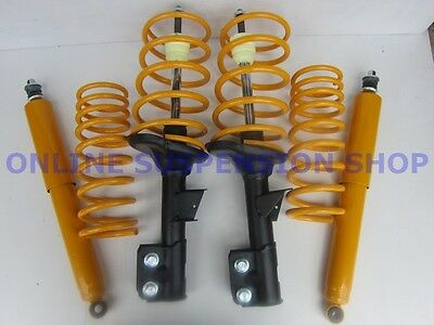 Commodore VR VS Wagon KING SPRING/ULTIMA Std Height Suspension Package