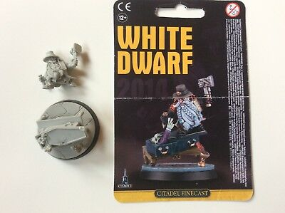 Games Workshop - Grombrindal the White Dwarf / Limited 2014 / Witch Hunter