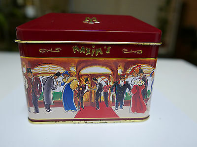 Vintage Biscuit Tin Box Collectible