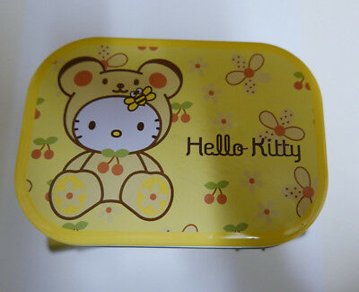 Hello Kitty Vintage Biscuit Tin Box Collectible