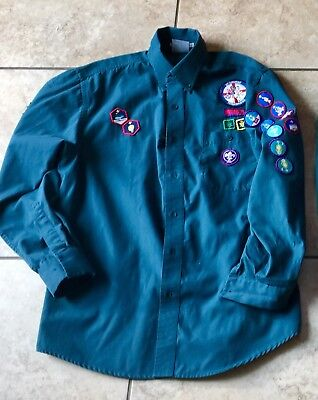 Scout Shirt size M - like a small adult