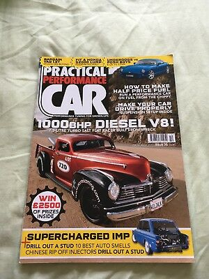 Practical Performance Car Oct 10 issue 78 - Hudson, Imp, Octavia vRS