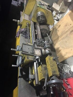 Durst Lathe Metal Including Stand
