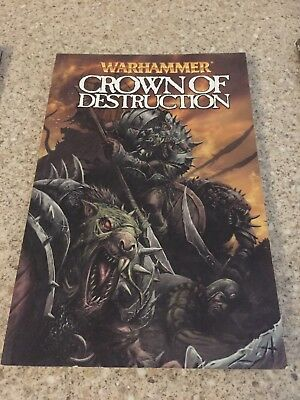 Warhammer - Crown Of Destruction (Combine Postage - Multiple Purchases)