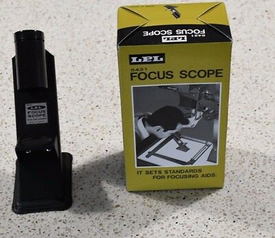 LPL Darkroom Focus Scope