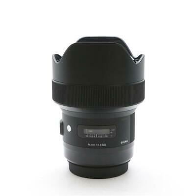 Sigma 14mm f/1.8 DG HSM Art Lens for Canon EF BRAND NEW