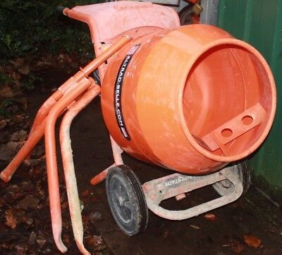 Belle 150 Electric 240v Concrete Cement Mixer 2016/17 (Price reduced)