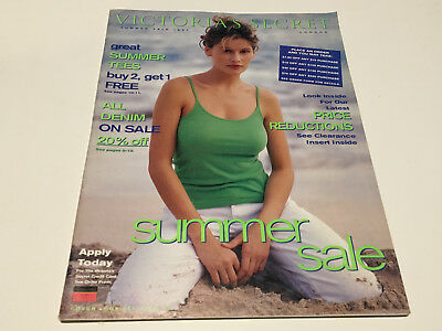 Victoria's Secret Summer Sale 1997 Catalog - 91 Pages