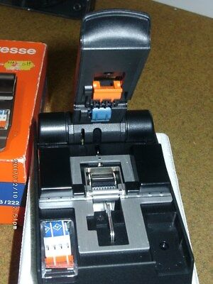 Agfa Klebepresse F8S Automatic Super 8, in OVP