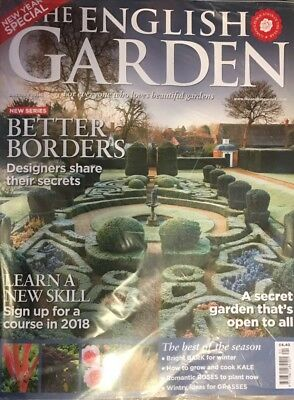 The English Garden Magazine (January 2018 New Year Special)