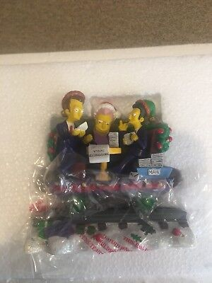 "Simpsons Christmas Express ""holiday Payola"" New Complete"