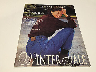 Victoria's Secret - Winter Sale - 1995 Catalog - 103 Pages