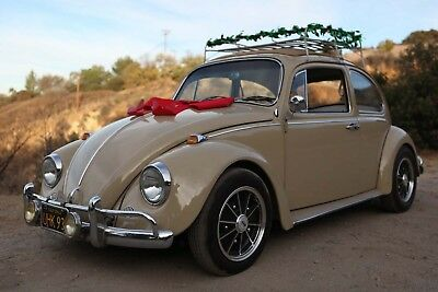 1967 Volkswagen Beetle - Classic ragtop RAGTOP AND MORE 1776 DUAL KADRON CARBS ENGLE 110 CAM HURST SHIFTER
