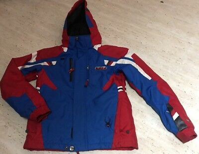 SPYDER SKI JACKET BOYS AGE 16 164 Excellent Condition Snowboarding