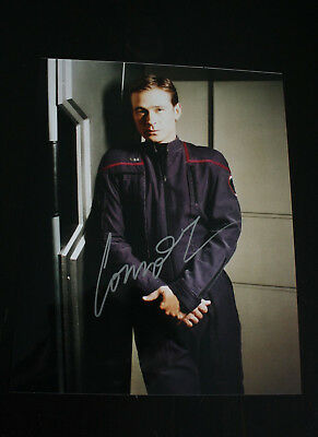 Original Autogramm  Connor Trinneer  Star Trek Enterprise  ohne Widmung