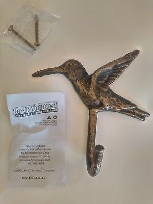 Coat hooks or wreath hooks, indoor or outdoor use. new still in packaging