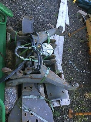 Case Tractor Front Linkage