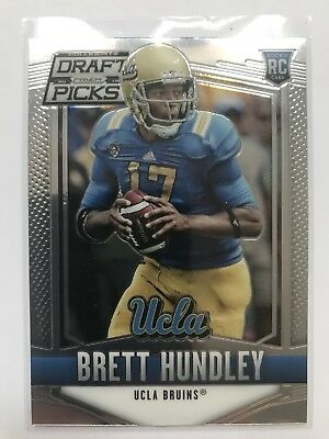 Brett Hundley (Packers) 2015 Prizm Draft RC