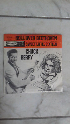 chuck berry , roll over beethoven
