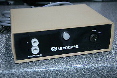 Laser Power Supply Uniphase 1205-2