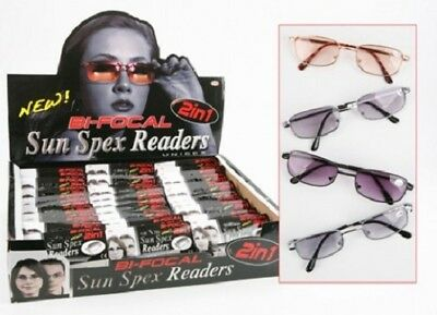 Job Lot of 216 Pairs of Sunglasses with Reading Lens Wholesale Bulk Buy