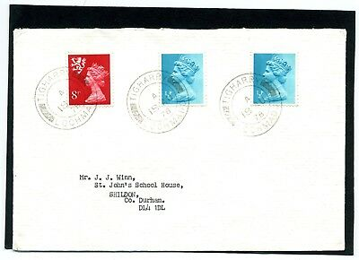 Scotland Scottish Islands Isle of North Uist TIGHARRY cover 1978
