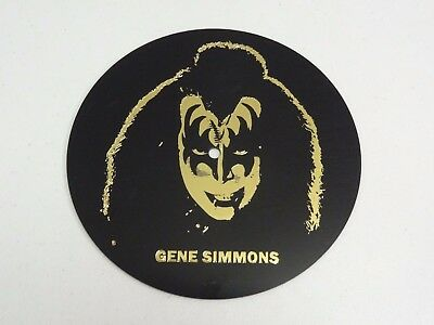 """KISS Gene Simmons Live In Australia 1980 45 7"""" Picture Disc Limited Edition RARE"""
