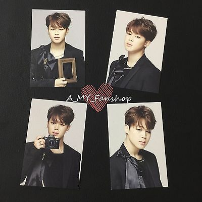 BTS- Jimin official mini Photocard Karte HYYH on stage epilogue  sammlung Kpop