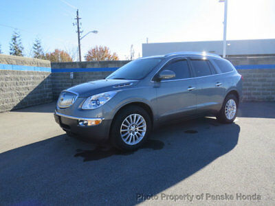 2008 Buick Enclave AWD 4dr CXL AWD 4dr CXL SUV Automatic Gasoline V6 Cyl GRAY