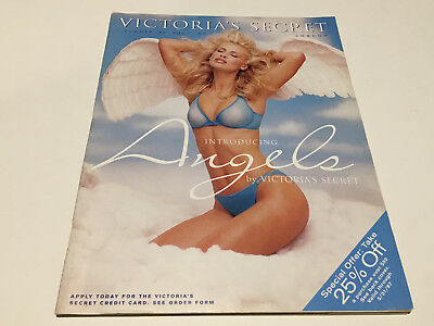 Victoria's Secret -Introducing Angels- Summer 1997 Catalog - 115 Pages
