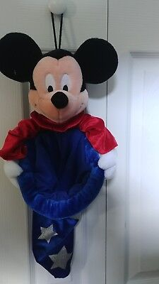 Mickey mouse wall hanging