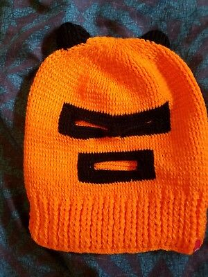 RNDM Ski Mask from March 4, 2016 tour RARE [Jeff Ament from Pearl Jam]