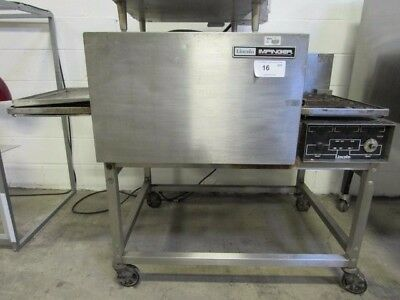 Lincoln Impinger 1116 Gas Conveyor Pizza Oven