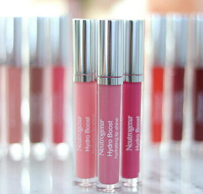 Neutrogena hydro boost hydrating lip shine full size select your color