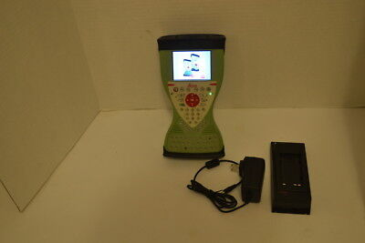 LEICA CS15 VIVA FIELD CONTROLLER w/CHARGER PLEASE READ