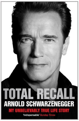 Schwarzenegger, Arnold-Total Recall  BOOK NEW