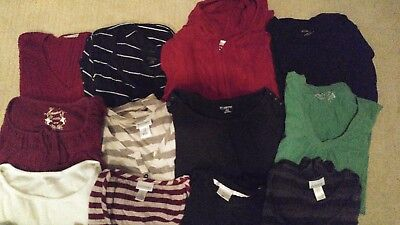 Large Lot of Maternity clothes size M: Motherhood, Gap and H&M Mama