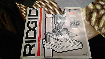 RIDGID Wood Mortising Mortise Jig Attachment Kit Drill Press NEW -FREE SHIPPING