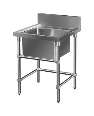 Stainless Steel 700 Series Sinks SSN - H900xL665xD700mm Adelaide