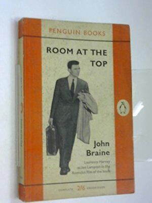 Room at the Top (Penguin Books) by Braine, John Paperback Book The Cheap Fast